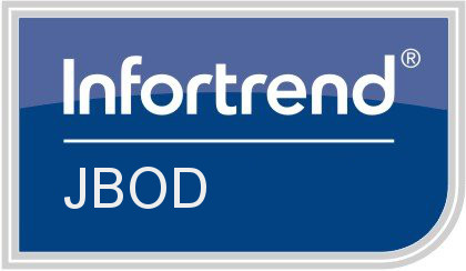 Infortrend Expansion Enclosure logo