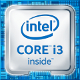 Intel Core i3 (Skylake) Logo 2016