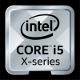 Intel Core i5 X-Series 7-Generation (Skylake) Logo 2017