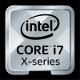 Intel Core i7 X-Series 7-Generation (Skylake) Logo 2017