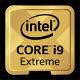 Intel Core i9 Extreme Edition 7-Generation (Skylake) Logo 2017