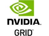 NVIDIA GRID logo 2D