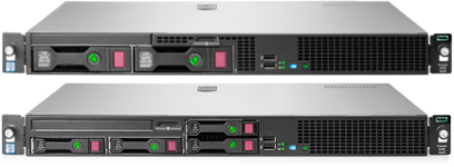 Серверы HP ProLiant DL20 Gen9