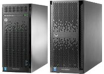 Серверы HP ProLiant ML110 Gen9 и ML150 Gen9