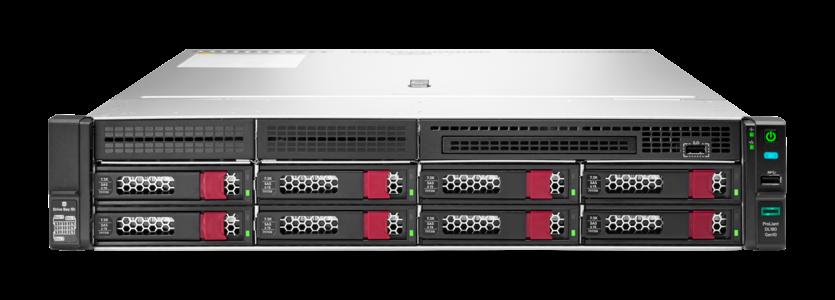 сервер HPE ProLiant DL180 Gen 10 with 8 LFF bays