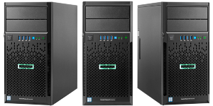 Серверы HP ProLiant DL20 Gen9