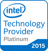 Intel Technology Provider Platinum 2015