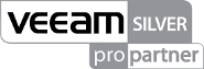 Veeam ProPartner Silver logo