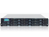 Infortrend ESDS 3012G storage Fibre Channel / iSCSI / SAS SAN