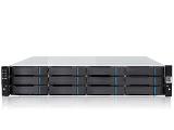 Infortrend EonStor GS 3012 SAN & NAS storage Fibre Channel, FCoE, iSCSI, SAS