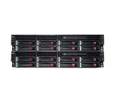 Система хранения данных HP P4300 G2 7.2TB SAS Starter SAN Solution (BK716B)