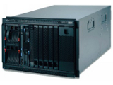 IBM BladeCenter S Chassis Rack 7U