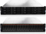 Система дискового хранения данных Lenovo Storage V3700 V2 Control Enclosure или Expansion Enclosure 12 LFF и 24 SFF drive