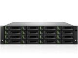 """QSAN XCubeSAN XS3216 3U 3.5"""" 16-bay SAN Storage Fibre Channel / iSCSI / SAS"""