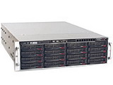 "2-процессорный сервер для монтажа в 19"" стойку STSS Flagman RD2316"