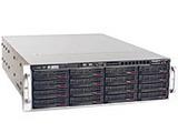 "1-процессорный сервер для монтажа в 19"" стойку STSS Flagman RX133.3-016LH"