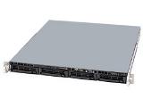 """Сервер высотой 1U для монтажа в 19"""" стойку STSS Flagman TP114.3"""