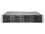 """2-процессорный сервер видеонаблюдения для монтажа в 19"""" стойку STSS Flagman VX227.4-012LH"""