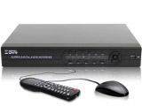 8-канальный видеорегистратор для аналоговых камер STSS Flagman DV802