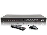 4-канальный сетевой видеорегистратор для IP-камер с поддержкой PoE (Power over Ethernet) STSS Flagman NV402P