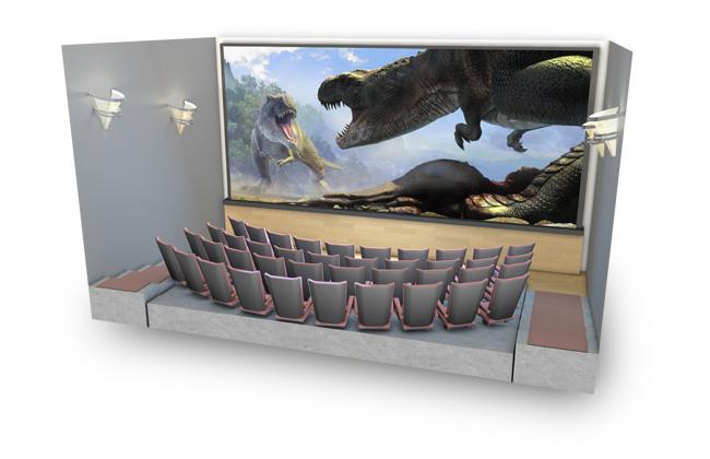 Применение NVIDIA Quadro - аудитория