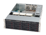 Решения на базе серверных корпусов Supermicro